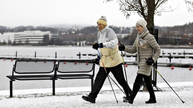 During The First Wave Of The Coronavirus Pandemic Older Adults Left Home Predominantly For Physical Exercise
