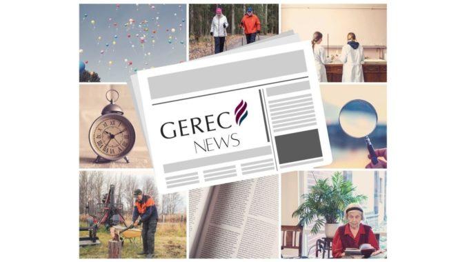 Ensimmäinen GEREC News Puolivuotisjulkaisu On Ilmestynyt
